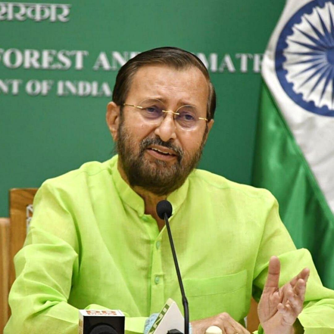 India Environment Minister Prakash Javadekar