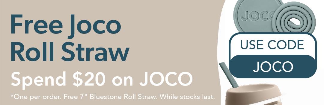 Free Joco Roll Straw