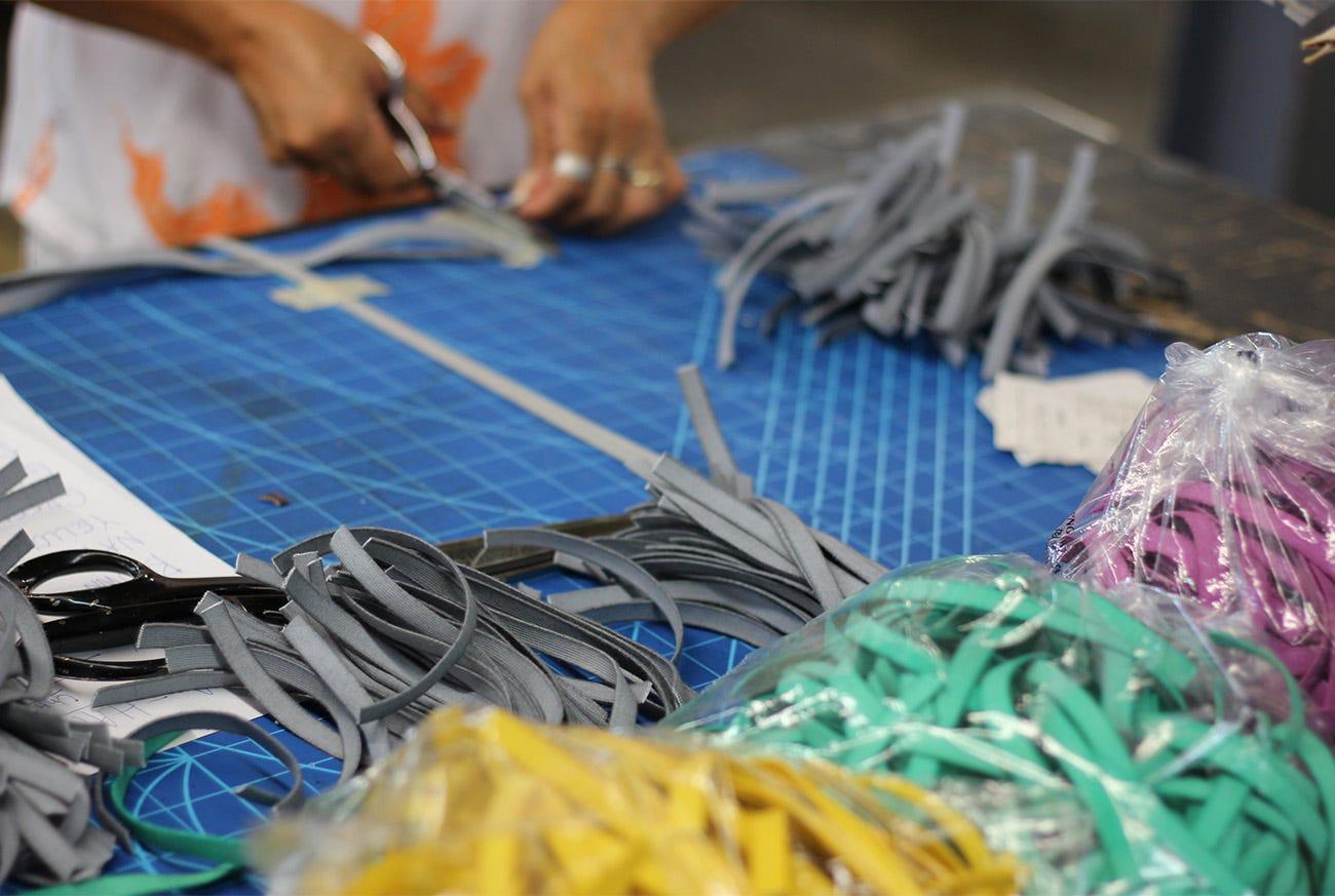 Kooshoo Hair Tie Manufacturing