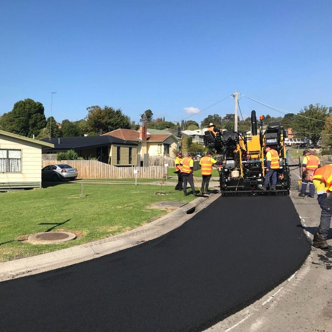 Latrobe City Council Rubber Roads