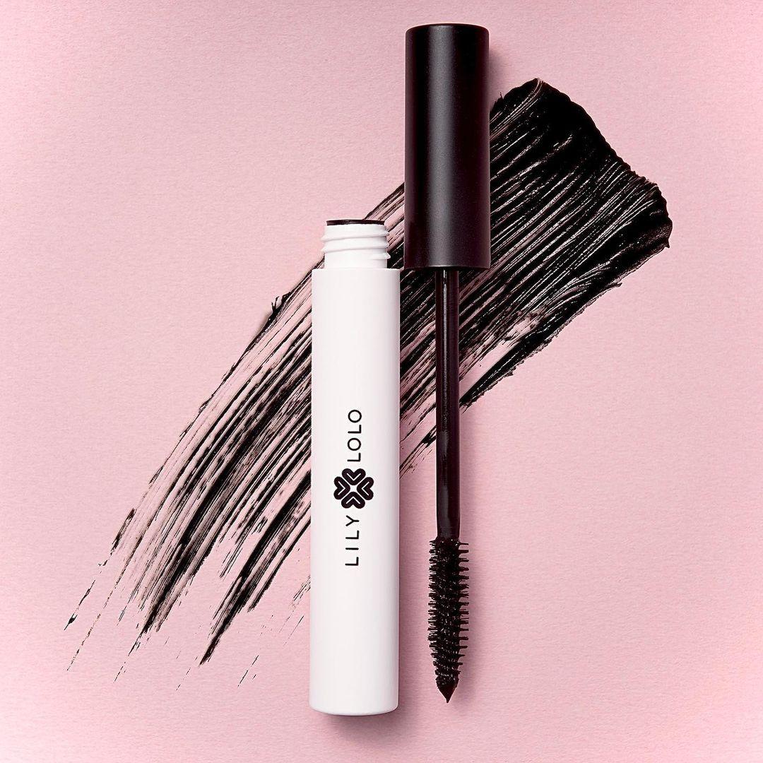 Lily Lolo Black Natural Mascara (7ml)