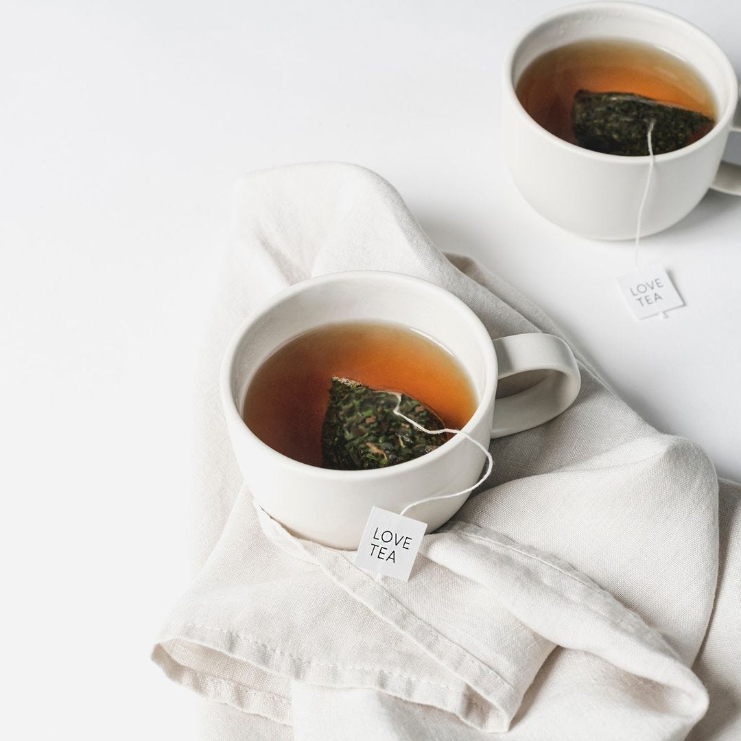 Love Tea Bagged Tea