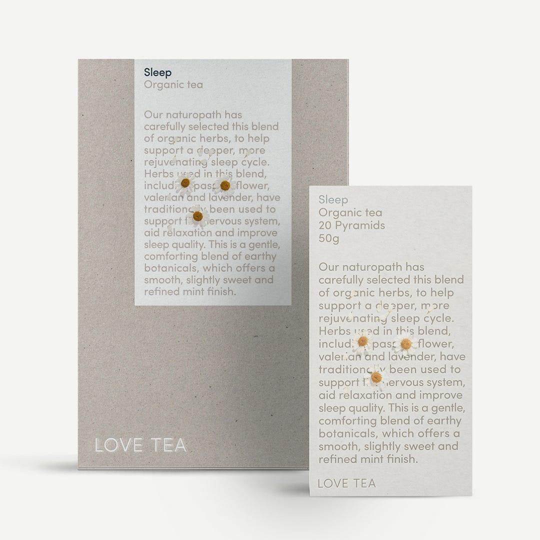Love Tea - Sleep Loose Leaf Tea (60g)