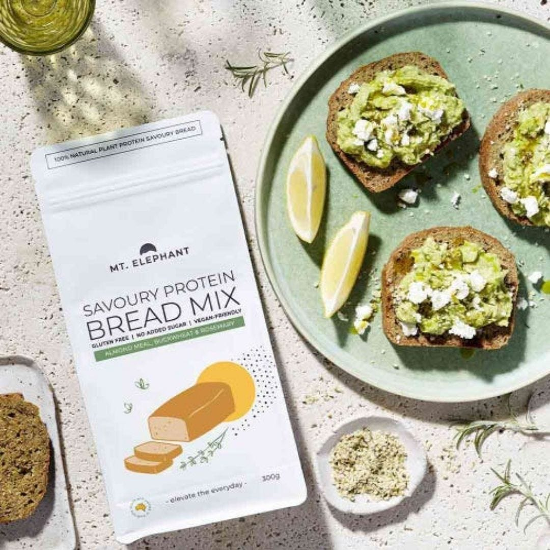 Mt. Elephant Savoury Bread Mix