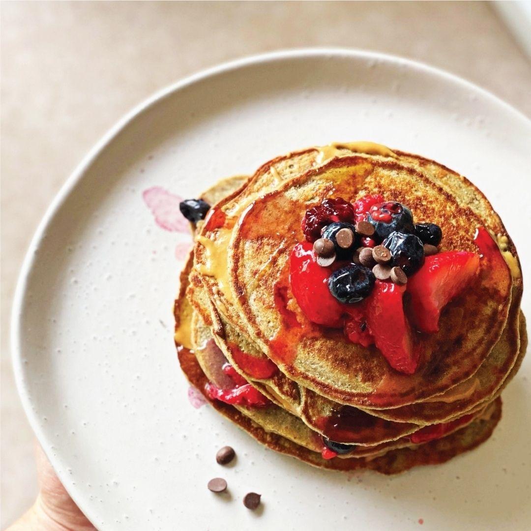 Mt. Elephant Vanilla Pancake Mix