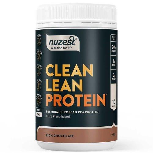 Nuzest Clean Lean Protein - Rich Chocolate (250g)
