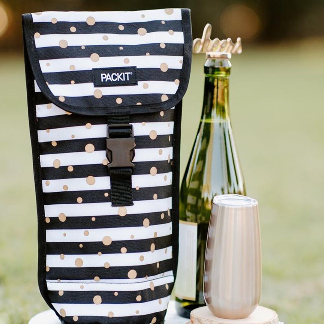 PackIt Freezable Wine Bag - Celebration