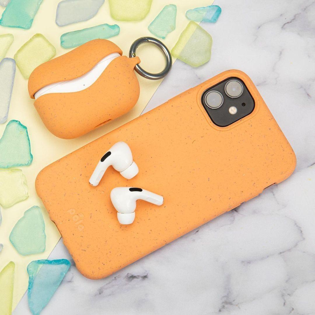 Pela AirPods Pro Case - Cantaloupe