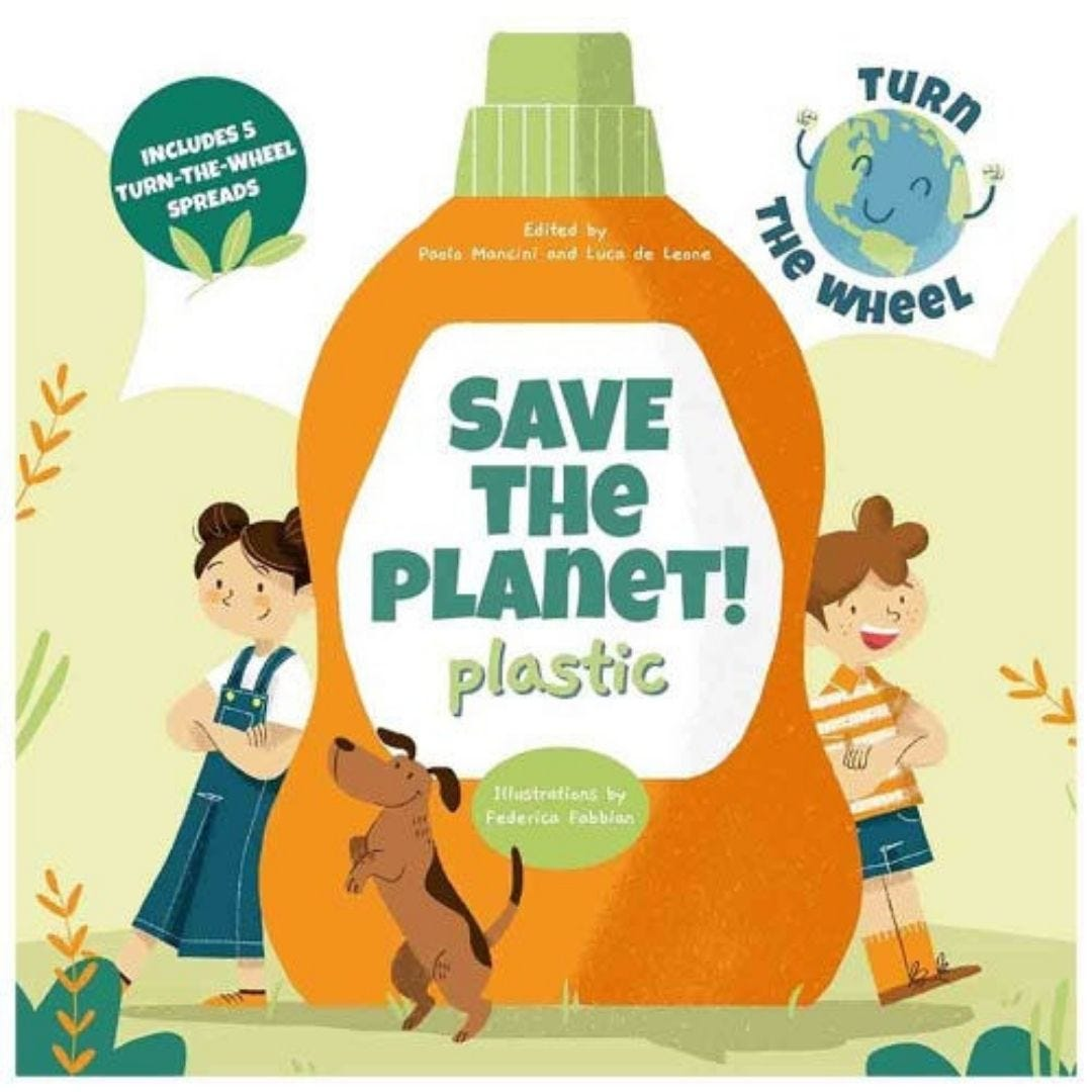Peribo Books Save The Planet Plastic