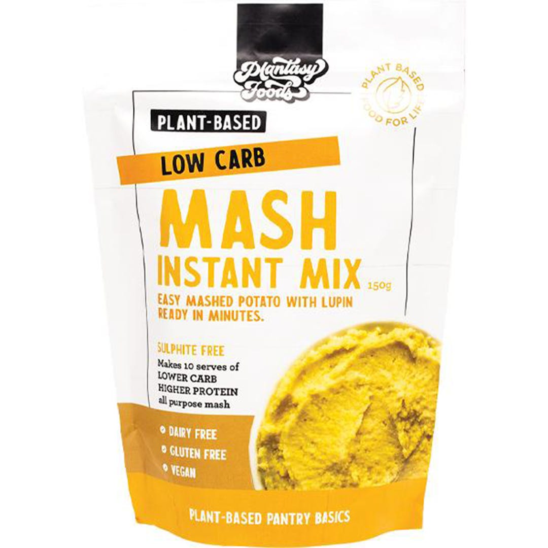 Plantasy Instant Mashed Potato Low Carb (150g)