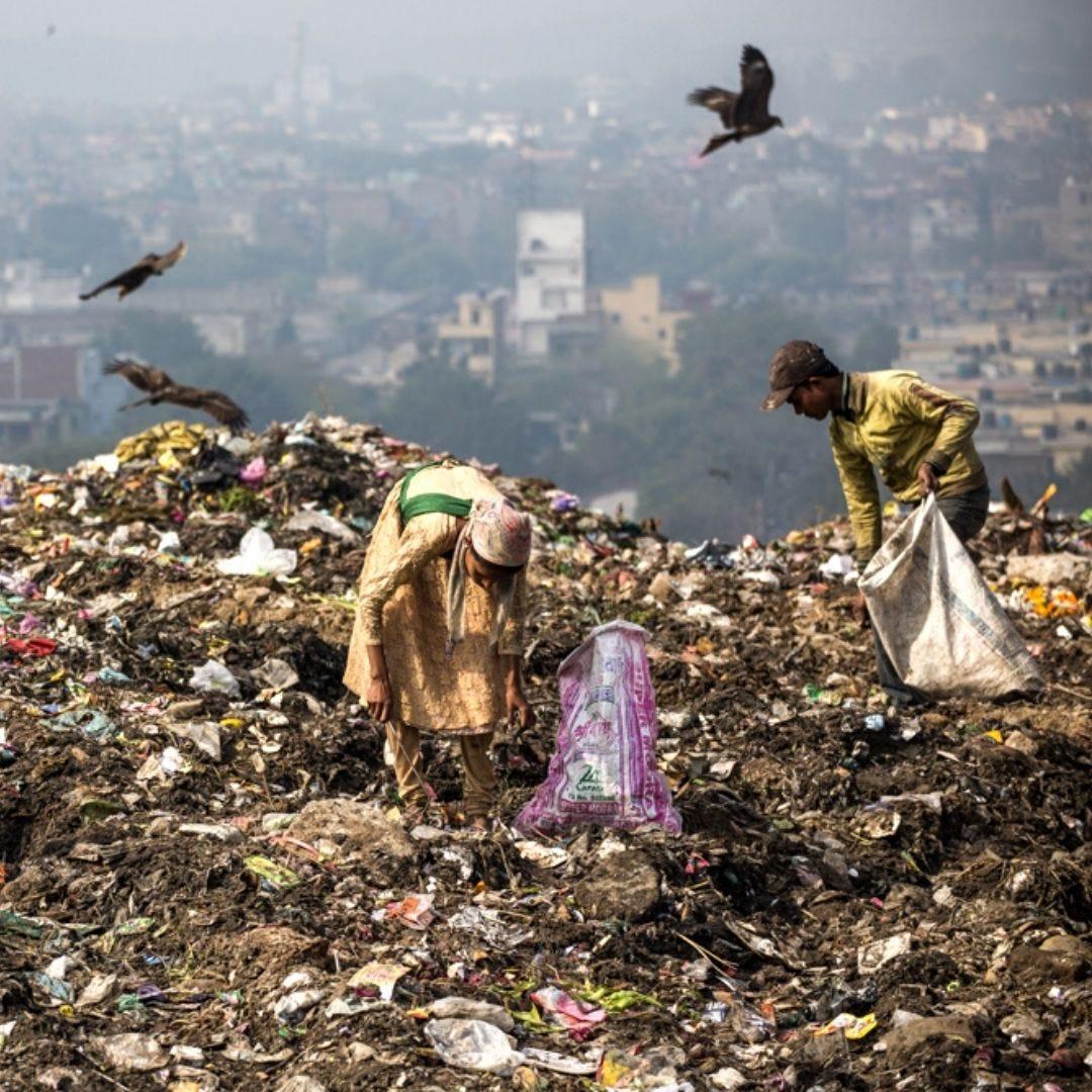 Plastic Pollution India