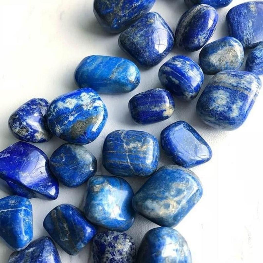Lapis Lazuli Crystals