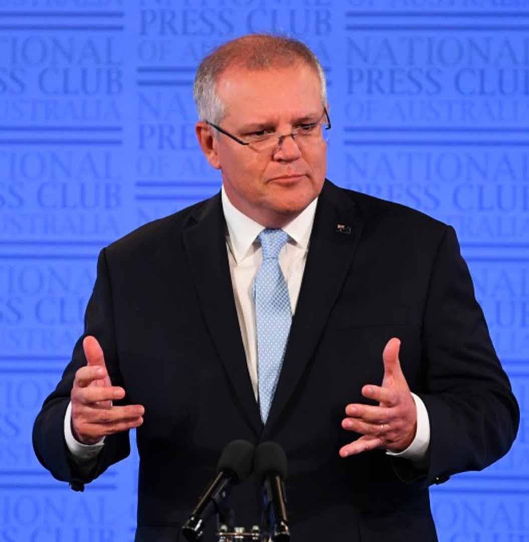 Net-zero emissions target - Australia