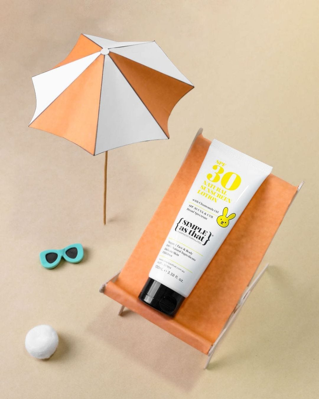 Simple As That Sunscreen For Children