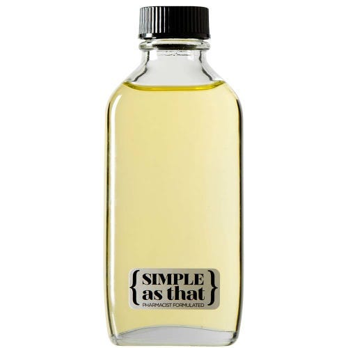 Simple As That Muscle Recovery Oil (100ml)
