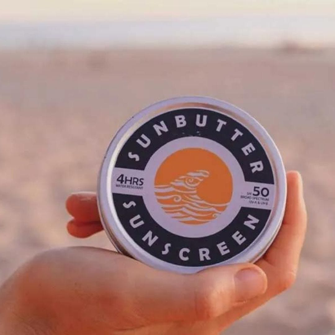 SunButter SPF50 Sunscreen