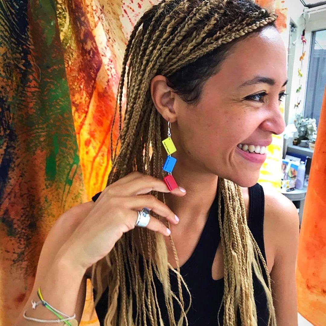 Tatty Devine's Colour Swatch Jewellery