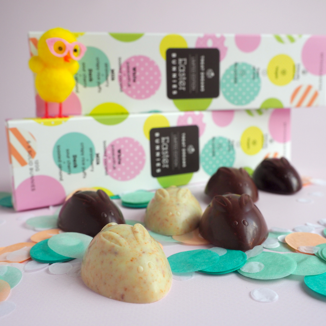 Treat Dreams Limited Edition Easter Bunnies (6x20g)