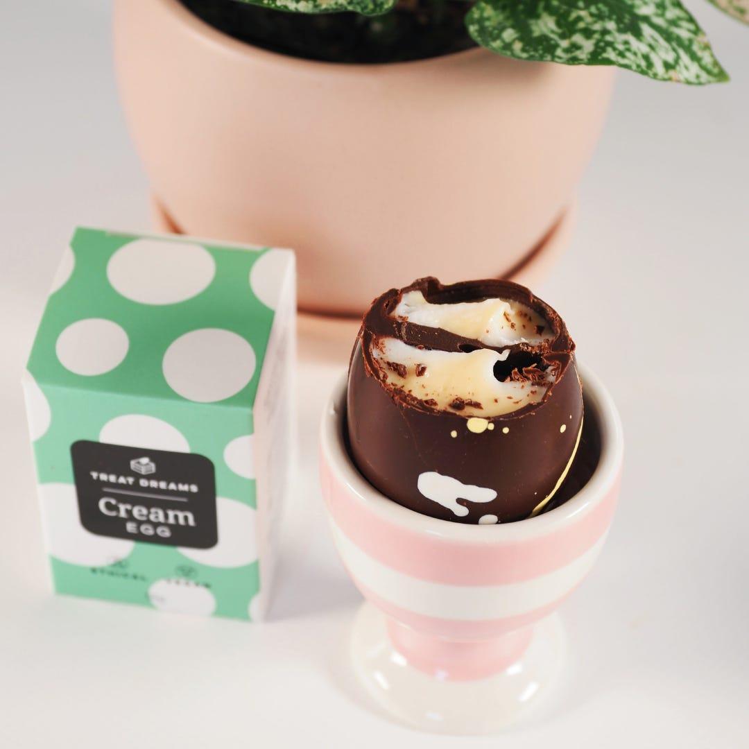 Treat Dreams Vegan Cream Egg