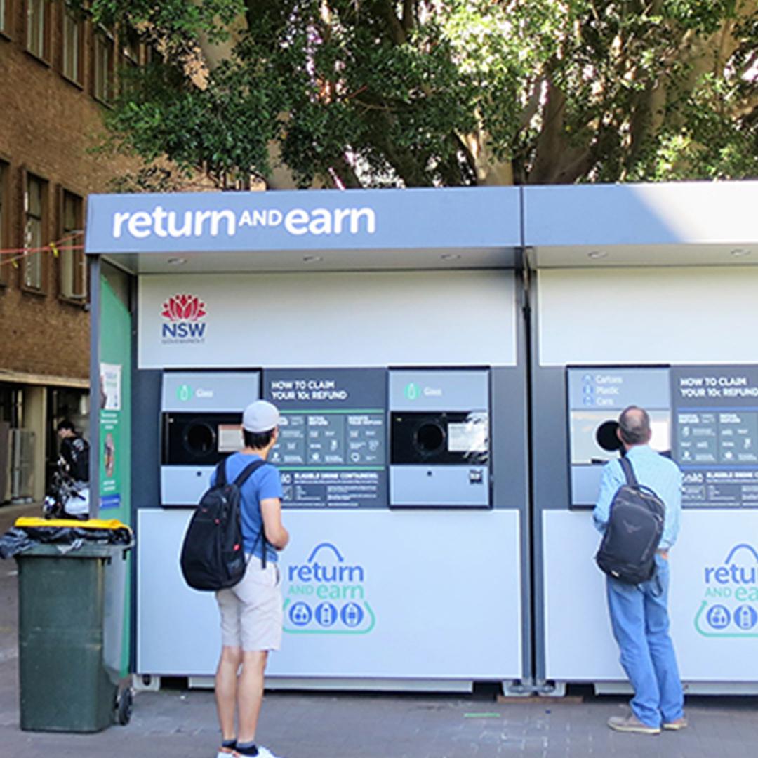 UNSW Sydney Recycling