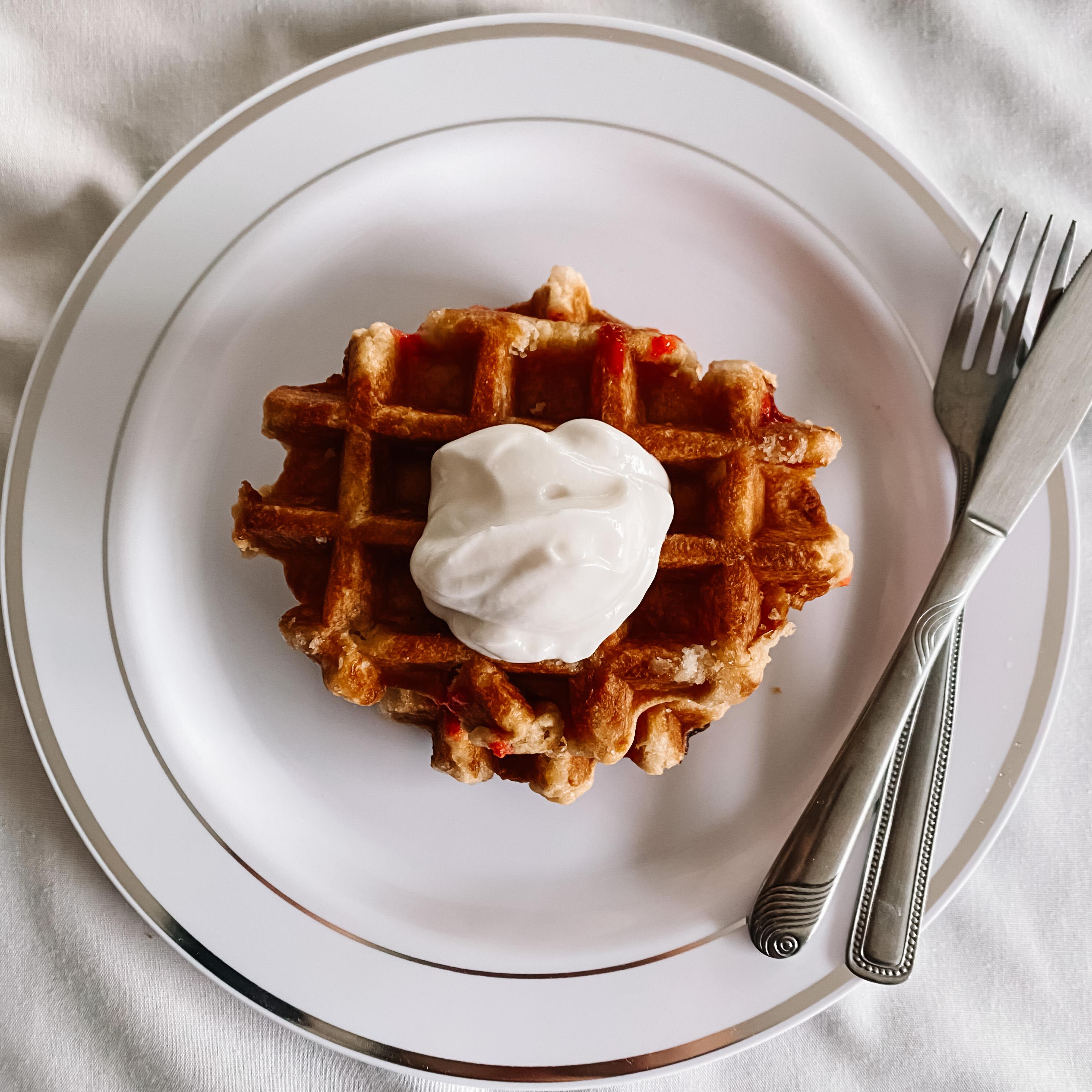 Ulu Hye Vegan Waffles Recipe