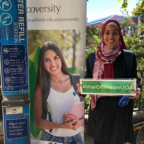 University of Adelaide Ecoversity