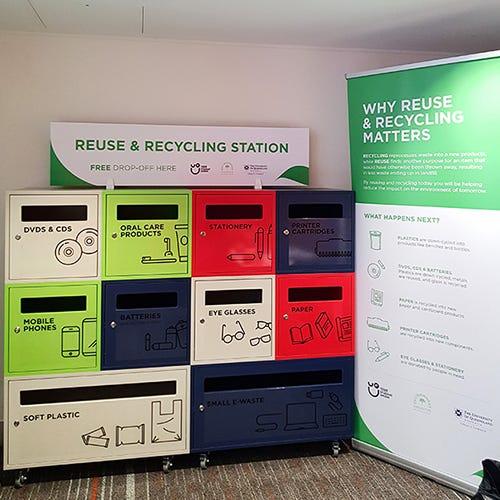 University of Queensland Reuse & Recycling