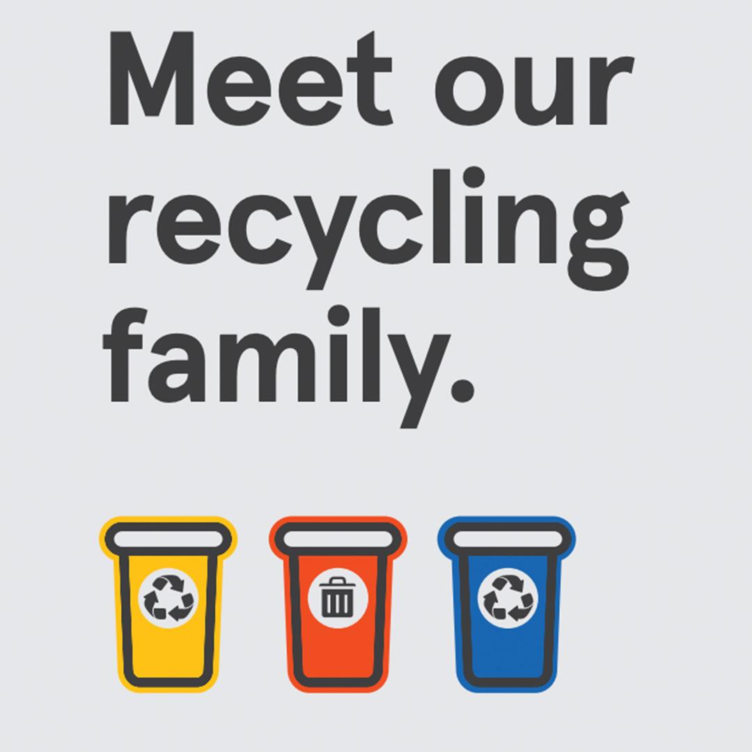 University of Sydney Recycling