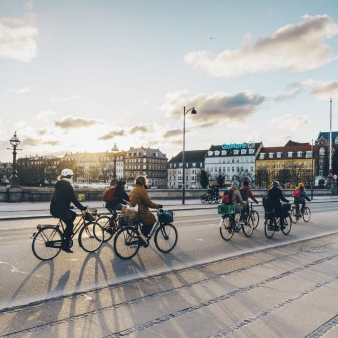 The Growing Popularity of Cycling