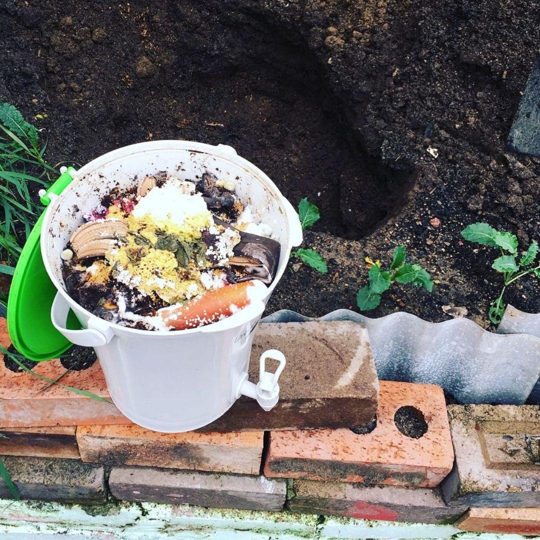 Urban Composter Starter Kit Green
