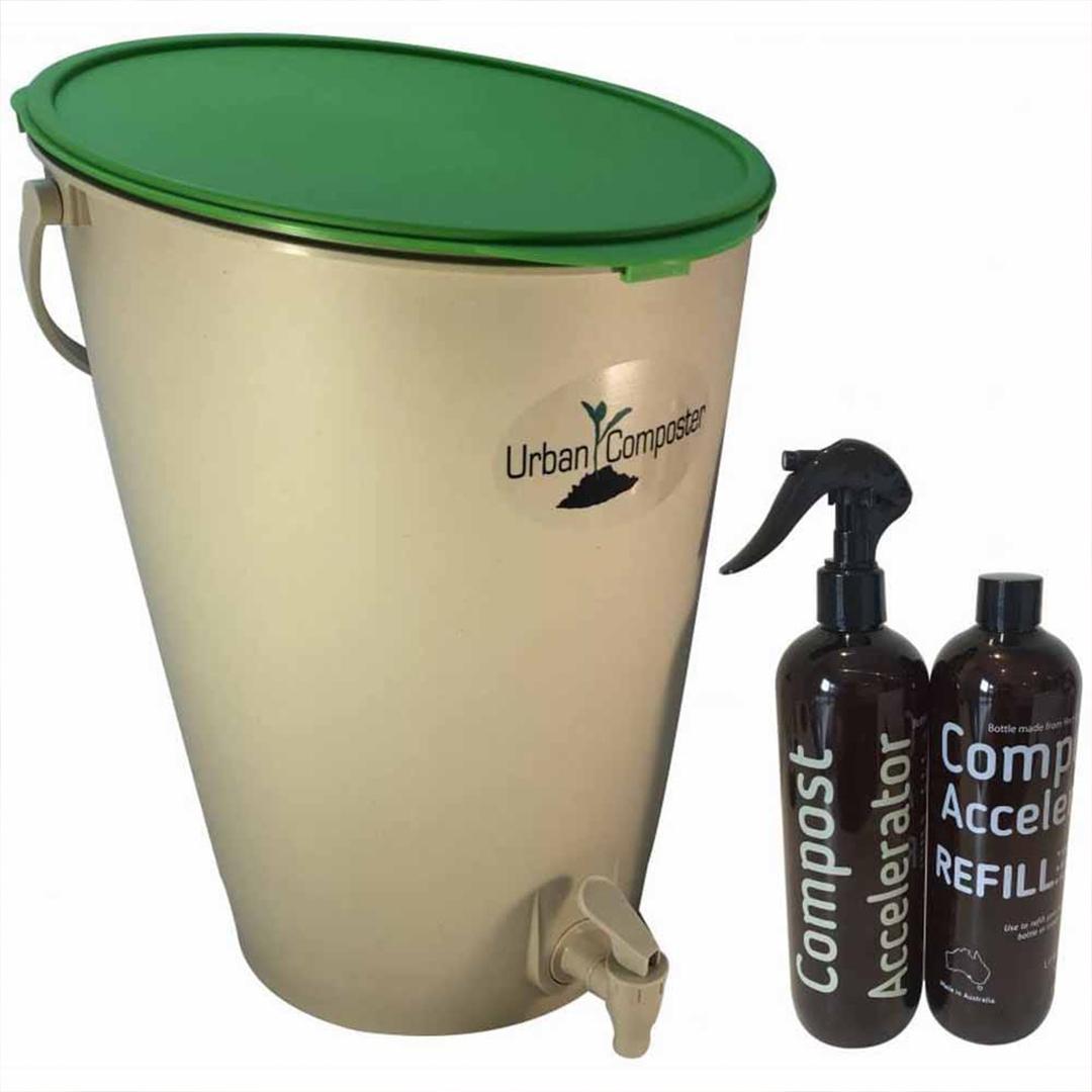 Urban Composter Starter Kit