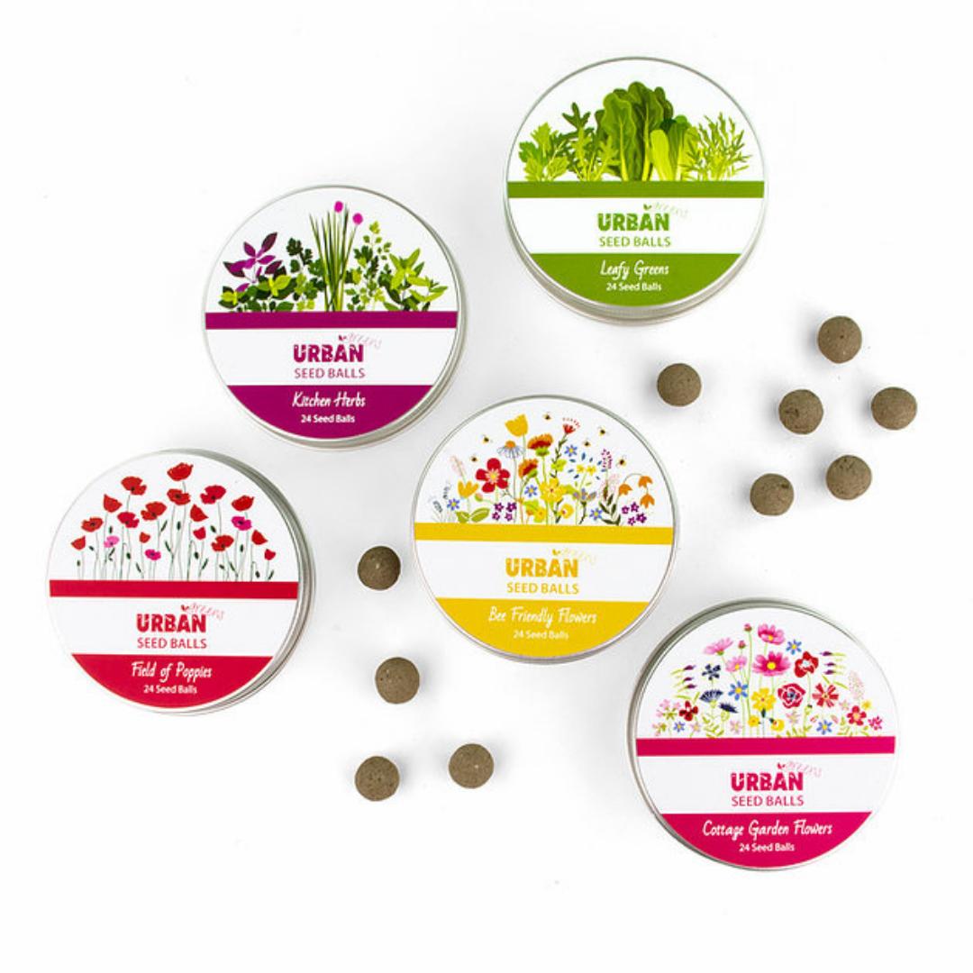 Urban Greens Seed Balls