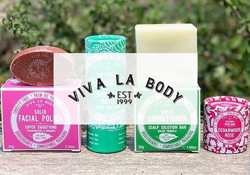 Viva La Body Zero Waste Beauty | Flora & Fauna Australia