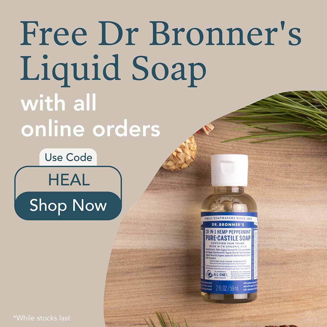 Free Liquid Soap