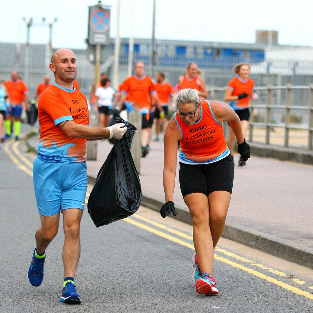 What is plogging?