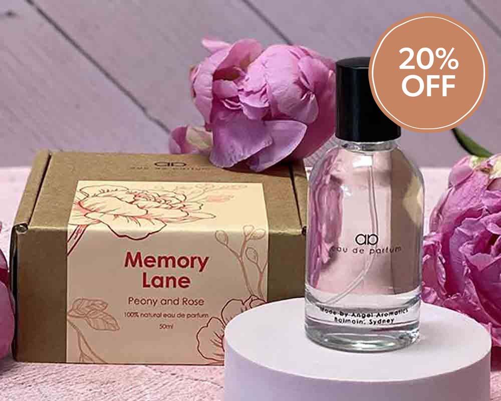 20% Off Angel Aromatics