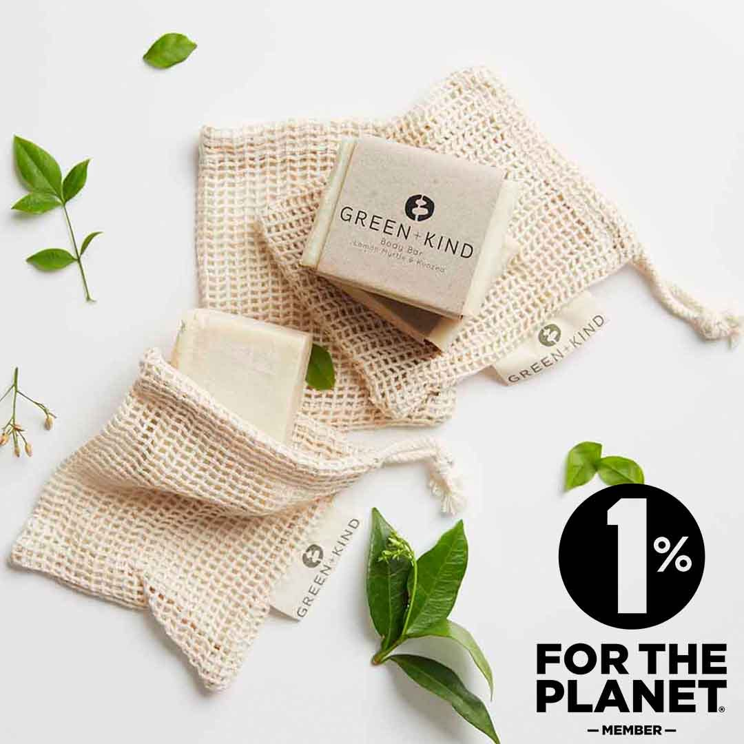 1% for the Planet | Green + Kind