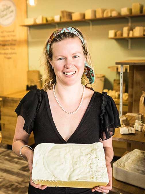 Emma, Founder of The Australian Natural Soap Company