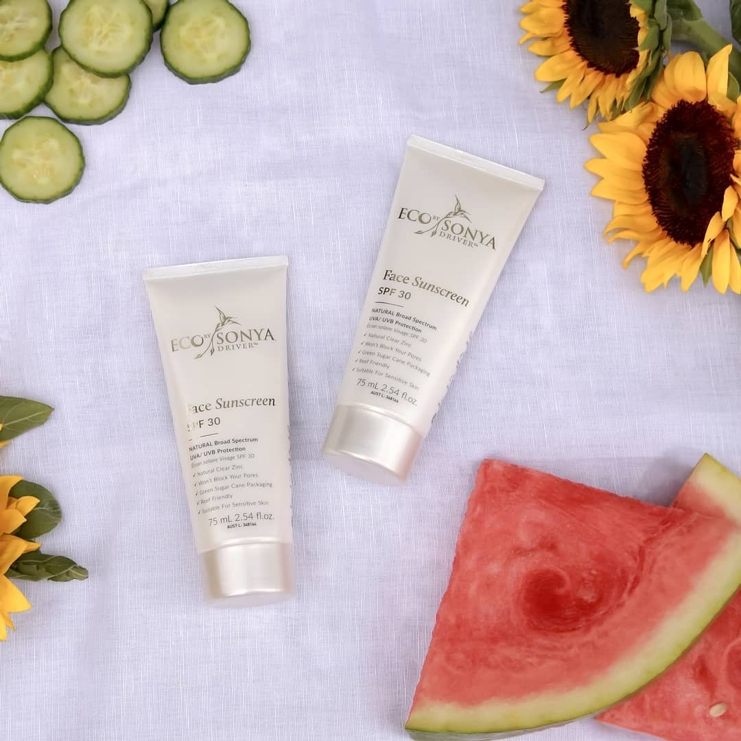 Eco By Sonya Face Sunscreen