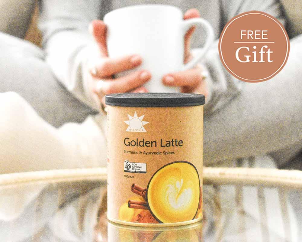Free Golden Latte