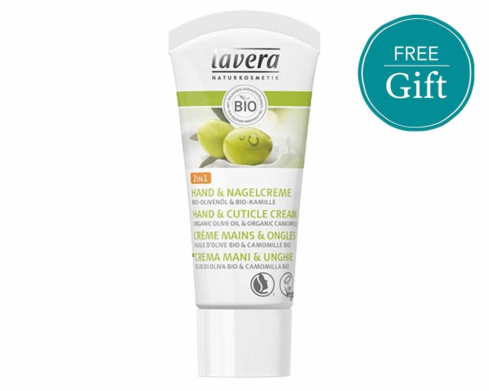 Free Cuticle Cream