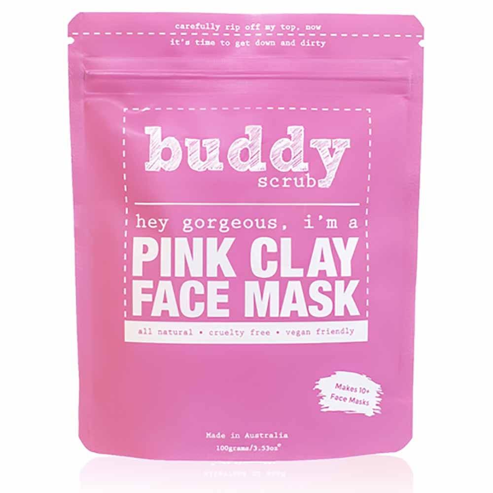 Pink Clay Face Mask at Flora & Fauna