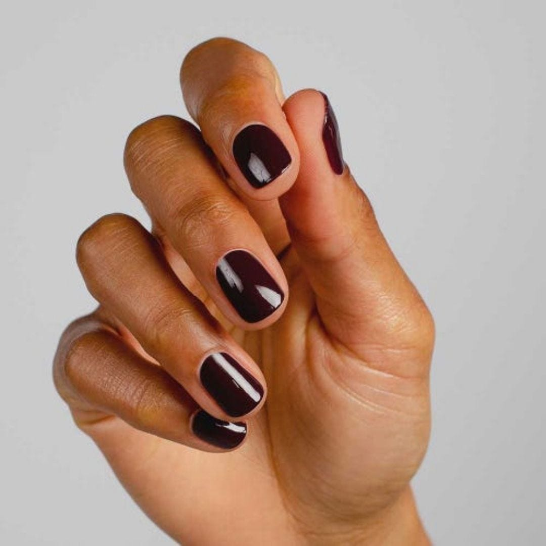 Sienna Infinite Nail Polish