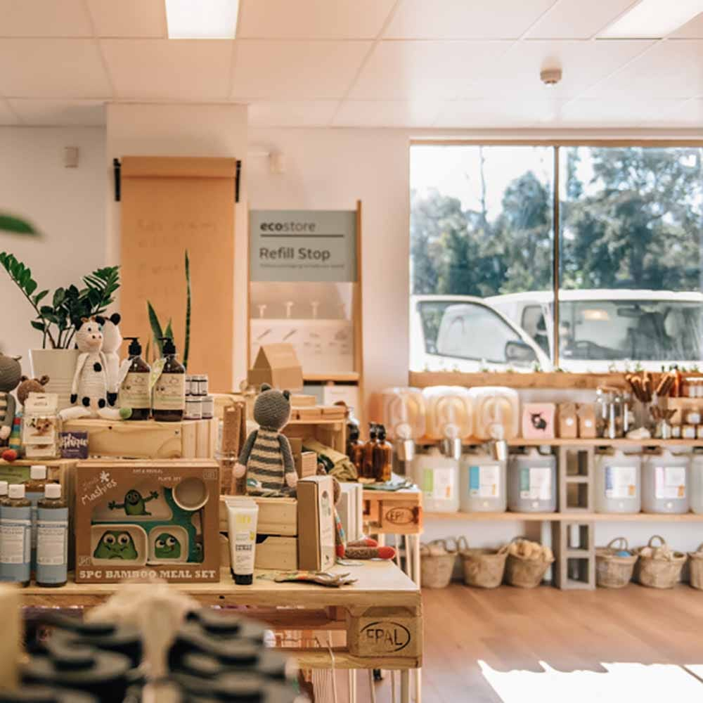 Bulk Refill at the Flora & Fauna Store
