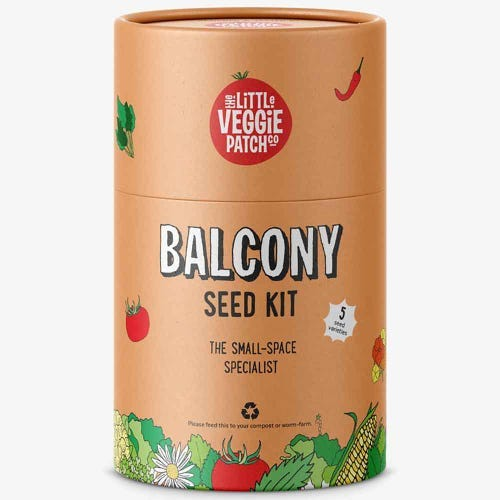The Little Veggie Patch Co Balcony Seed Kit