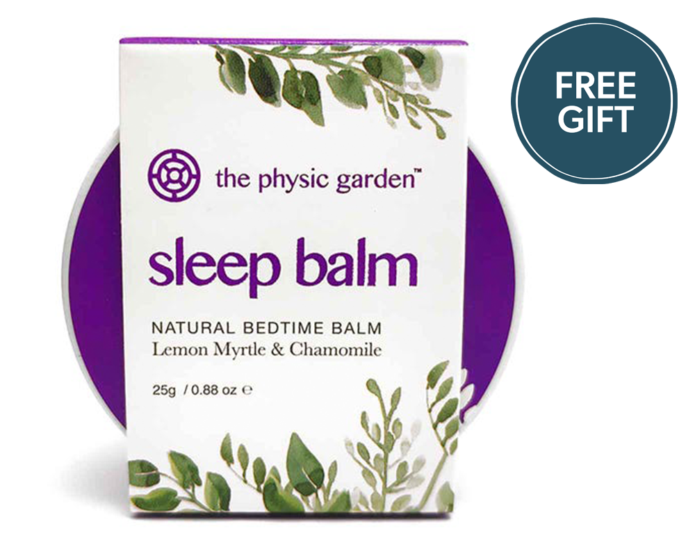 Free Sleep Balm