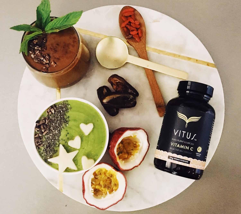 Vitus Vitamin C, Immunity Booster
