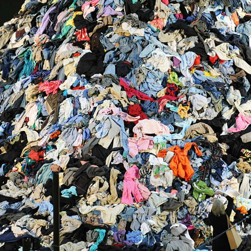 Landfill Created by the Fashion Industry | Flora & Fauna