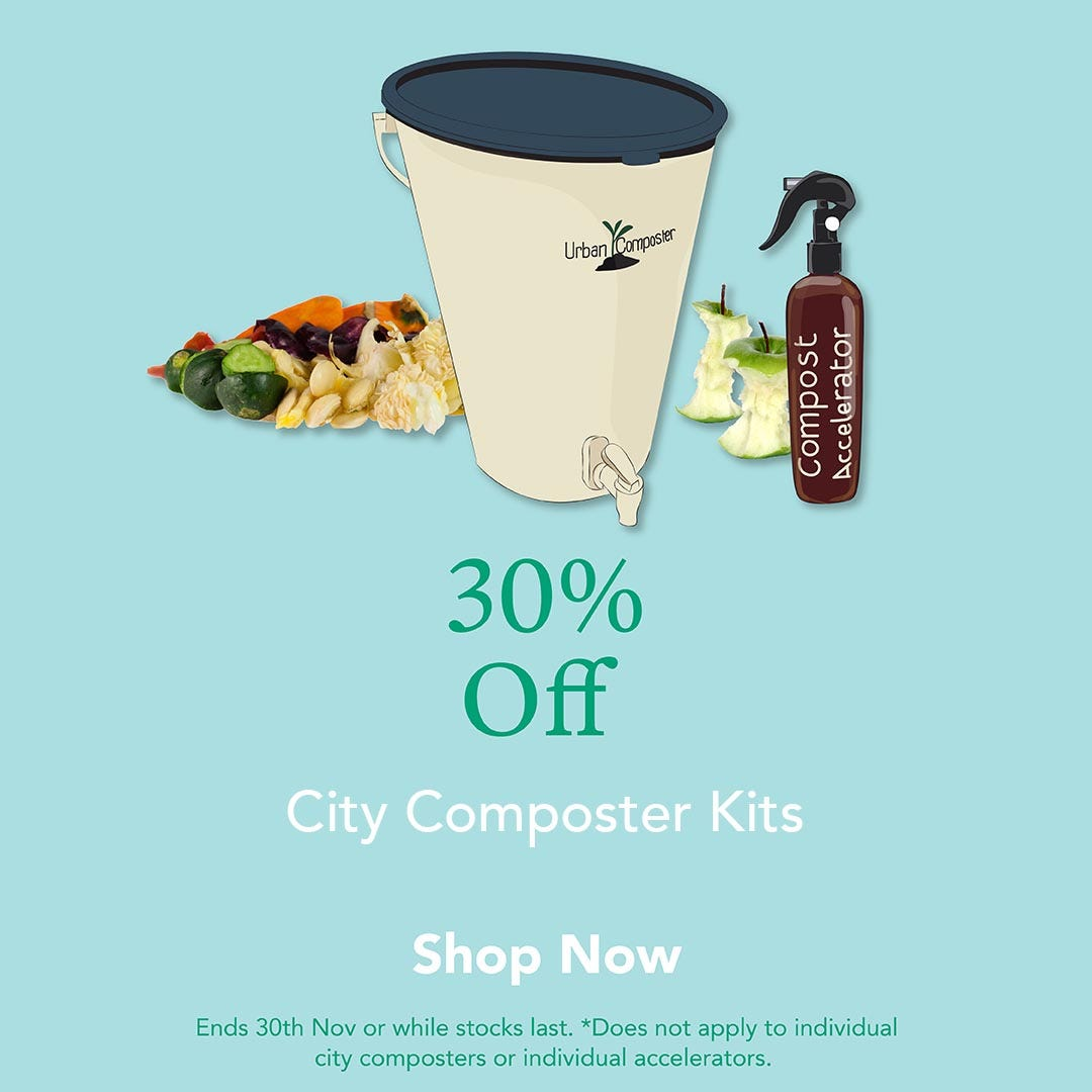30% Off City Composter Kits