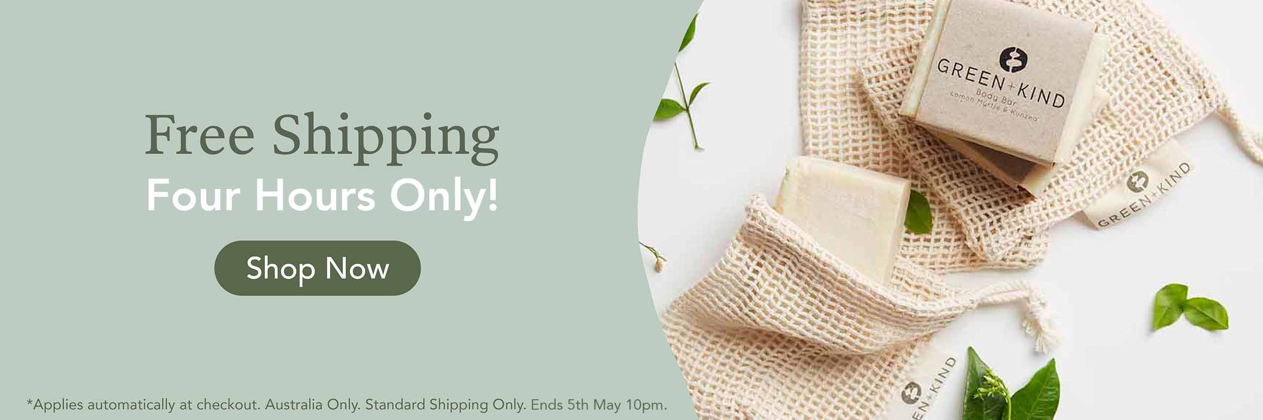 Free Delivery Four Hours Only